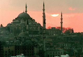 Ciudad de Constantinopla, la actual Estambul.