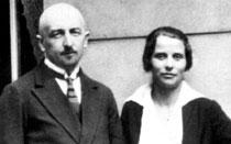 Thomas y Olga de Hartmann