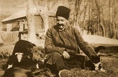 Gurdjieff en 1918
