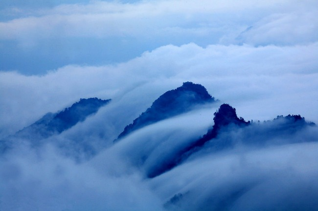 Wudang&Clouds